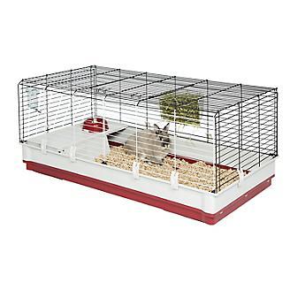 Wabbitat Deluxe Extra Long Rabbit Home