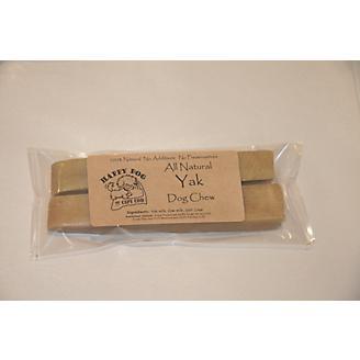 Happy Dog Yak Medium Dog Chew 2 Pack