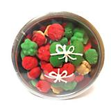 Claudias Small Christmas Bowl Dog Treat