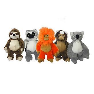 Multipet Bark Buddies Plush Dog Toy