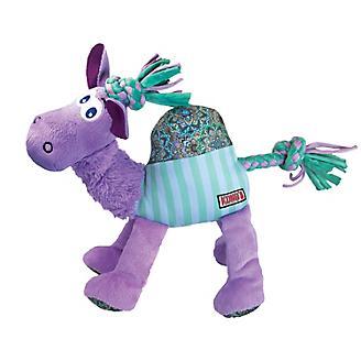 KONG Knots Carnival Camel Dog Toy