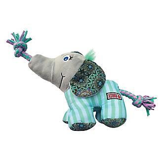 KONG Knots Carnival Elephant Dog Toy
