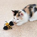 KONG Better Buzz Bee Cat Toy