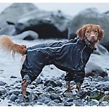Hurtta Raven Downpour Dog Suit 28M