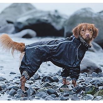 Hurtta Raven Downpour Dog Suit