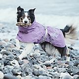 Hurtta Drizzle Dog Coat 26in Currant