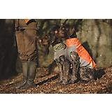 Hurtta Worker Dog Vest Medium Green Camo