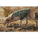 Hurtta Swimmer Dog Vest XLarge Orange Camo