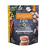 Instinct 85/15 Chicken Frozen Patty Dog Food 6lb