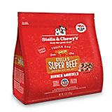 Stella and Chewys Beef Frozen Morsels Dog Food 4lb