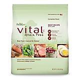 Freshpet Vital Grain Free Complete Beef Dog Food