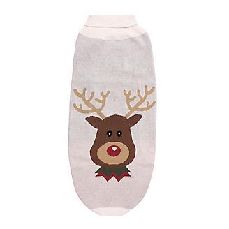 Halo Reindeer Dog Sweater