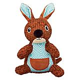 KONG Patches Cordz Kangaroo Dog Toy