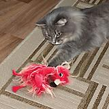 KONG Softies Frizz Bird Assorted Cat Toy