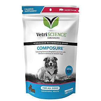 VetriScience Composure Bacon Dog Chew
