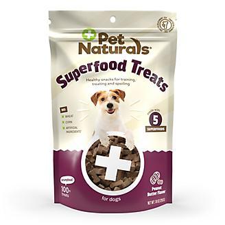 Pet Naturals Superfood Peanut Butter Dog Treat