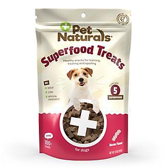 Pet Naturals Superfood Crispy Bacon Dog Treat