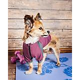 Helios Eboneflow Dog Yoga Tee