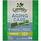 Greenies Aging Care Dental Chew Treat Teenie 27oz