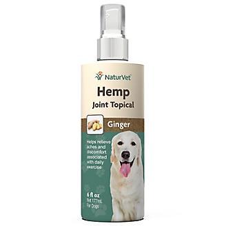 NaturVet Hemp Joint Topical Spray for Dogs