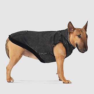 Canada Pooch Grey No Authority Dog Hoodie