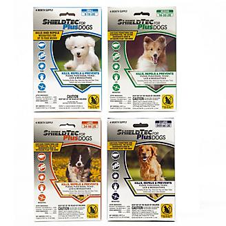 Shieldtec Plus for Dogs 4 Month