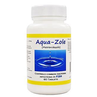 Aqua Zole 250mg Tablets 60 Count