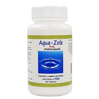 Aqua Zole Forte 500mg Tablets 60 Count