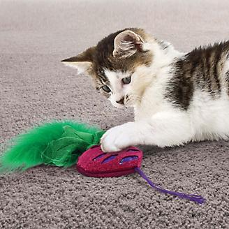 KONG Crackles Rootz Assorted Cat Toy
