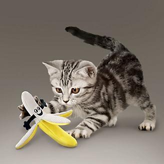 KONG Better Buzz Banana Assorted Cat Toy