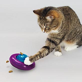 KONG Infused Gyro Cat Toy