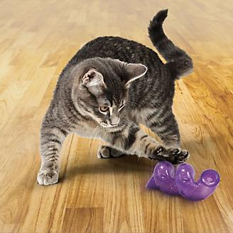 KONG Bat A Bout Sprial Cat Toy