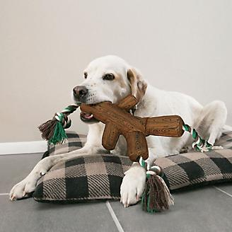 KONG FetchStix w/Rope Dog Toy