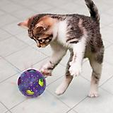 KONG Bat A Bout Flicker Disco Cat Toy