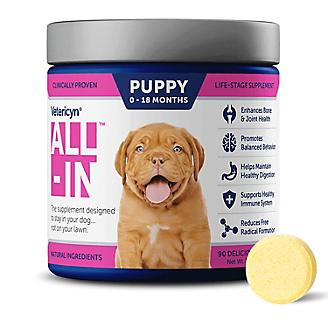 Vetericyn All In Puppy Formula 90 Count