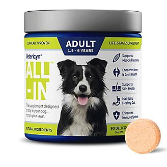 Vetericyn All In Adult Formula 90 Count