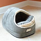 Armarkat Sage and Beige Cat Bed 18 Inch
