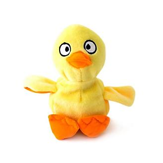 Fetch Pet Hatchables Yellow Duck Dog Toy