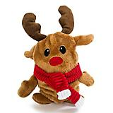 Fetch Pet Hatchables Christmas Reindeer Dog Toy