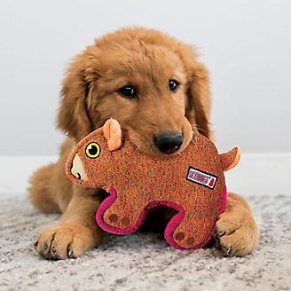 KONG Pipsqueaks Medium Plush Dog Toy