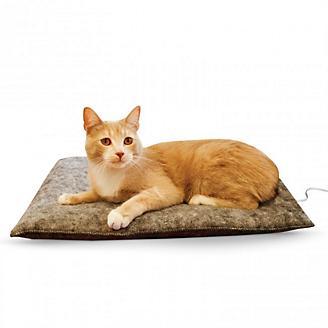 KH Mfg Gray Amazin Thermo Kitty Pad