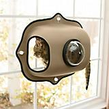 KH Mfg EZ Mount Window Bubble Cat Pod