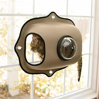 KH Mfg EZ Mount Window Bubble Cat Pod
