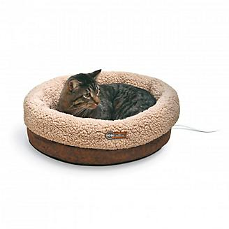 KH Mfg Thermo Snuggle Cup Bomber Pet Bed
