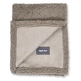 West Paw Big Sky Oatmeal Pet Blanket
