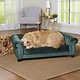 Enchanted Home Pet Sullivan Emerald Pet Sofa