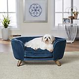 Enchanted Home Pet Romy Peacock Pet Sofa