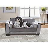 Enchanted Home Pet Jordan Dark Grey Pet Sofa