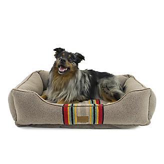 Pendleton Mineral Umber Kuddler Pet Bed