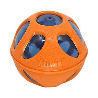 KONG Wrapz Ball Dog Toy